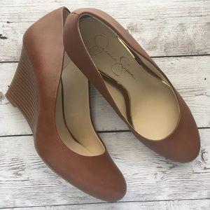 Jessica Simpson Cash Women's Wedge Dress Shoes